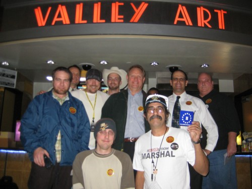 After the film: smiling faces and good times at For Liberty premiere in Phoenix