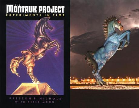 Eerie similarity in the Montauk Project and DIA Mustang