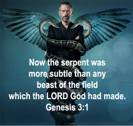 snakes, now the serpent was more subtle than any beast of the field which the LORD God had made Genesis 3:1