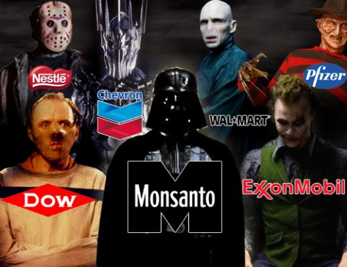Monsanto Leads the Brat Pack of Corporate Greed