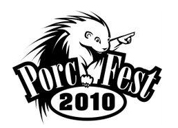 Jordan Page is Performing at PorcFest 2010