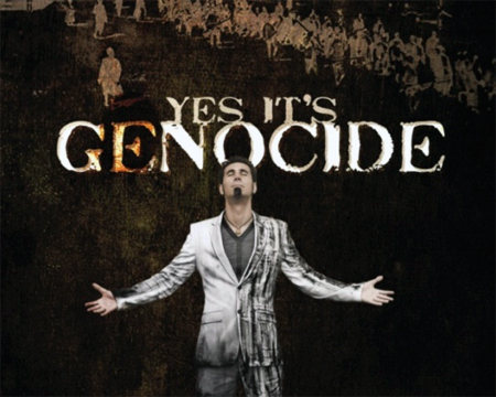 Serj Tankian Dedicates Song to Victims of All Genocides