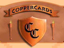 Copper Cards Logo