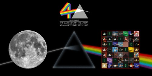 Pink Floyd's Dark Side of the Moon 40th Anniversary 1973-2013