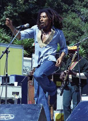 Bob Marley, Courtesy of Gottlieb and Walker, Who Worked for Island Records