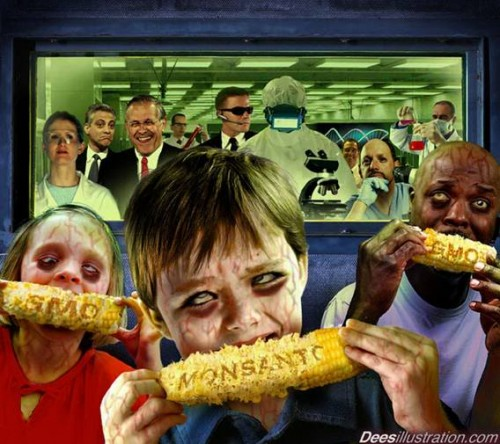 Harm Done by Genetically-Modifed Crops Cannot Be Undone!