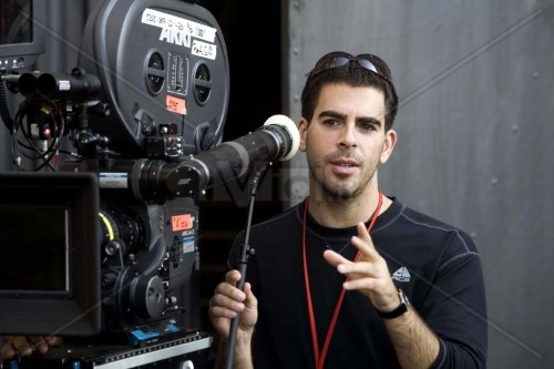 Eli Roth, Director of the Hostel Film Series
