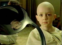 Spoon Boy, The Matrix (1999)