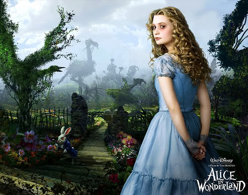Americans, like Alice, have gone Through the Looking Glass