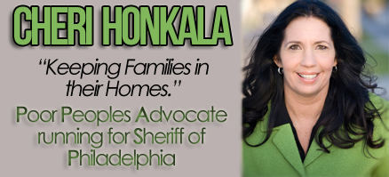 Cheri Honkala's Campaign Seeks to Move Beyond the False Left/Right Paradigm