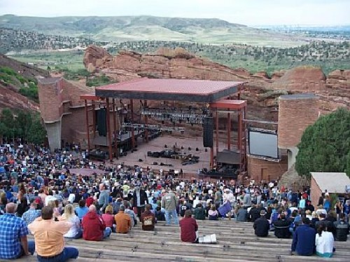 The Cremation of Care was Performed at Red Rocks Amphitheater in 1913