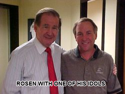 So-called conservative radio show talk show host, Mike Rosen, with Pat Buchanan