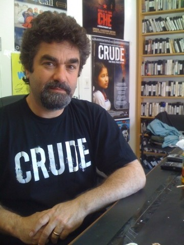 Crude filmmaker, Joe Berlinger