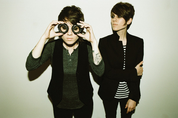 Musicians and Activists Tegan and Sarah are Vocal RE: LGBTQ Issues
