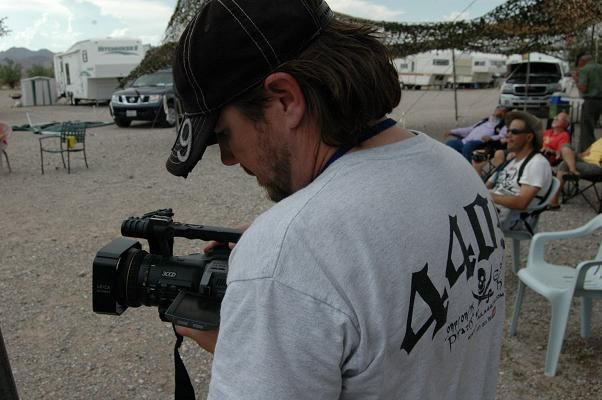4409 Snapping Pictures at the Quartzsite, Arizona Oathkeepers Rally