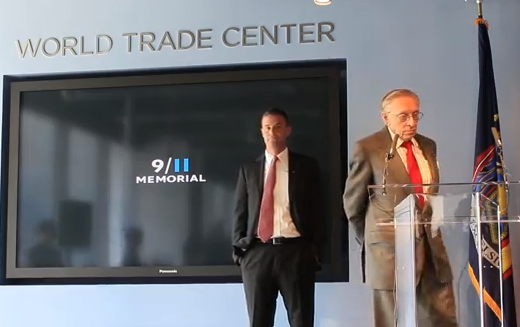 Larry Silverstein and Fellow Criminals Refuse to Answer Questions Posed by Luke Rudkowski about 9/11