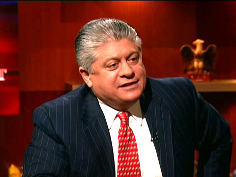 Andrew Napolitano expresses similar sentiments to the late great George Carlin: It's called the American dream because you have to be asleep to believe it!