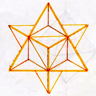 Star of David: a Corporate Merger of Heaven and Earth?