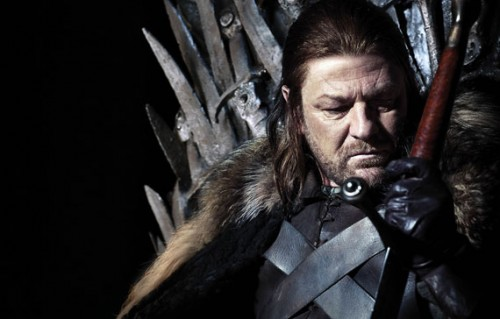 "Game of Thrones' Eddard ""Ned"" Stark: Jon Snow's biological father."
