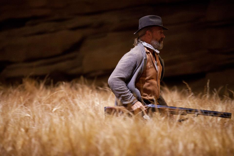 William Hurt as Jedidiah: the harvest is plentiful?