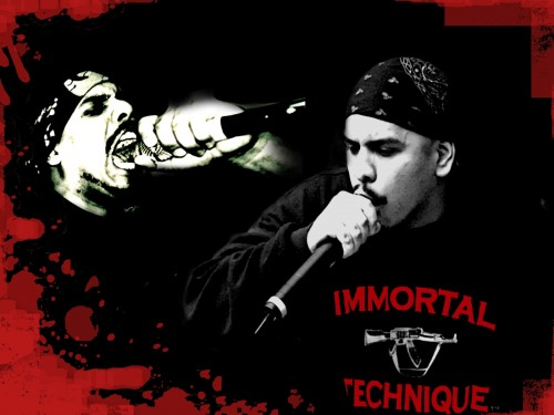 Immortal Technique's New Album is Free; it's Called The Martyr