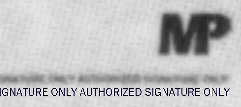 "Check with ""Authorized Signature"""