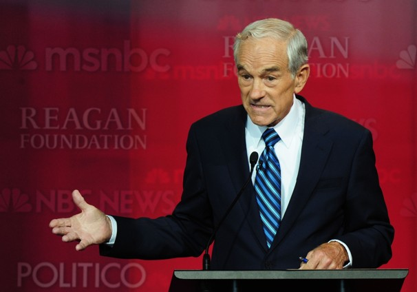 "Ron Paul: ""The Radicals have been in charge way too long!"""