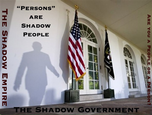 "Two Dimensional US vs Three Dimensional USA: Fictional 2D ""Persons"" are Like Shadows of Real God-Created 3D People."