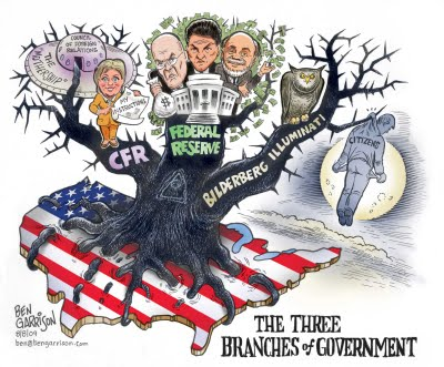 Accomplished artist and illustrator, Ben Garrison, is a Ron Paul fan and free market advocate