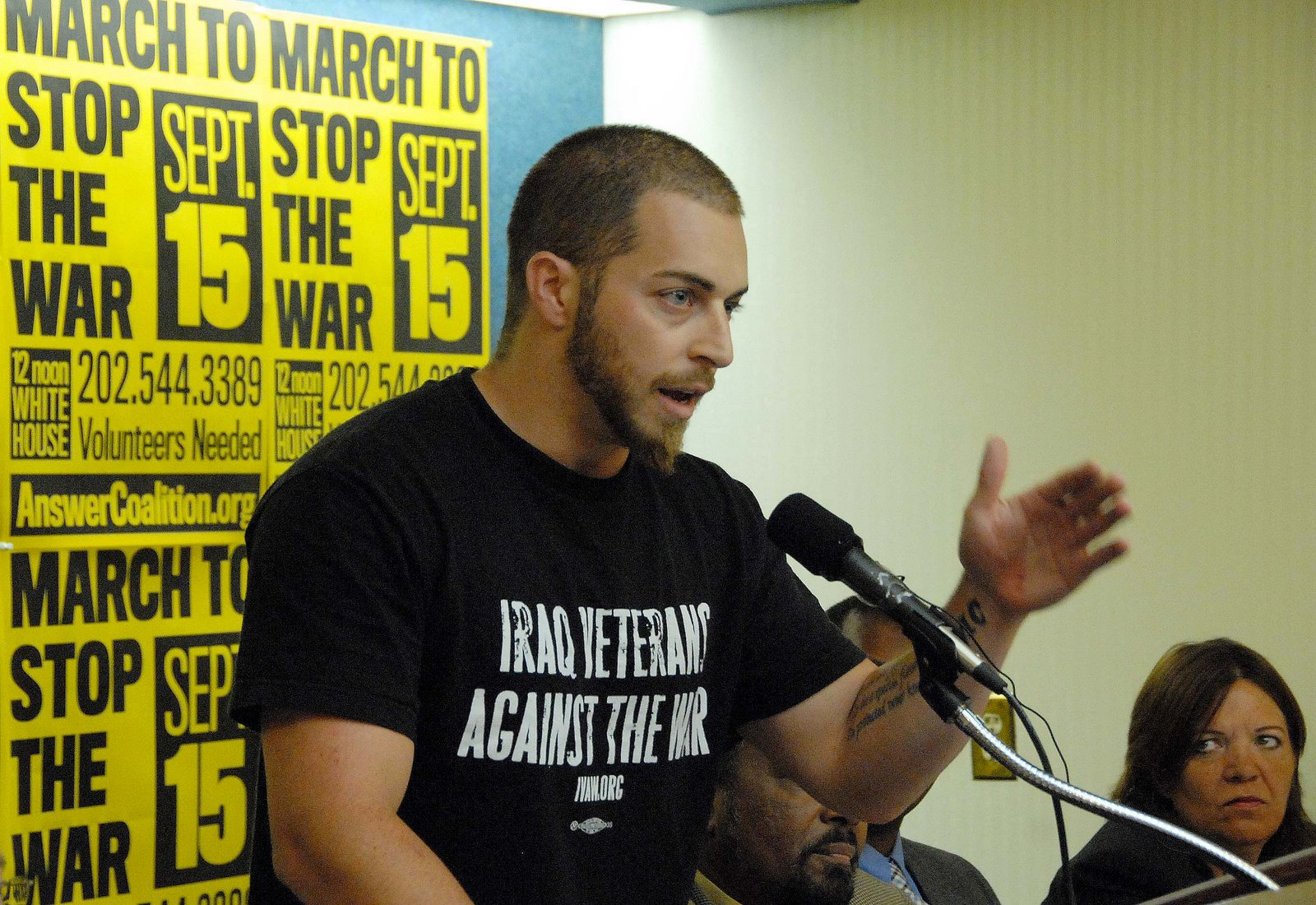 Adam Kokesh Invites the Rich Liberals to Relieve Their Guilt and Send Him Money