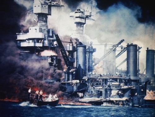 Sept. 11, 2001 was, indeed, the new Pearl Harbor that ushered in endless war