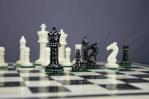 People are mere Pawns while the Elite are Queens, Kings, Bishops, Rooks, and Knights