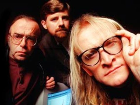 The Lone Gunmen Made Their Debut on The X-Files