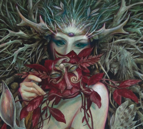 Brian Froud and the World of Froud - very cool
