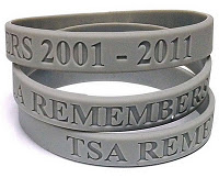TSA remembers the fallen on 9/11 with bracelets made in China