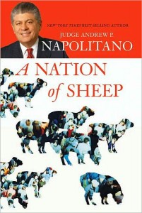 Judge Napolitano has written lots of books