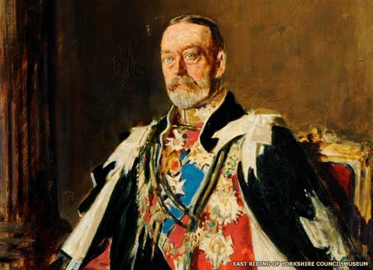 George V steered Britain through the First World War and also ensured that the House of Windsor would survive at a time when most of Europe's grand monarchies were falling