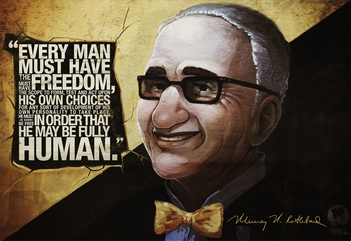 The Anatomy of the State by Murray N. Rothbard – Musicians 4 Freedom