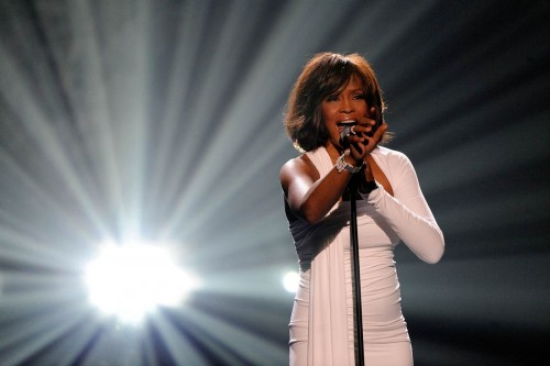 Whitney Houston was a star's star; she had beauty and talent