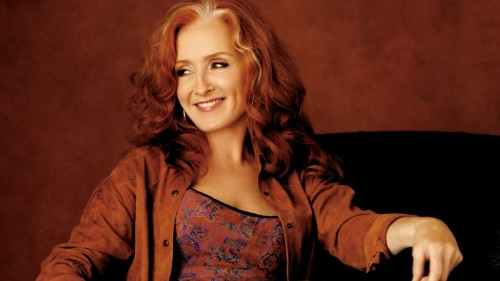 Bonnie Raitt: Not afraid to speak her mind