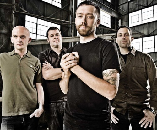 Rise Against on tour with A Day to Remember and Title Fight