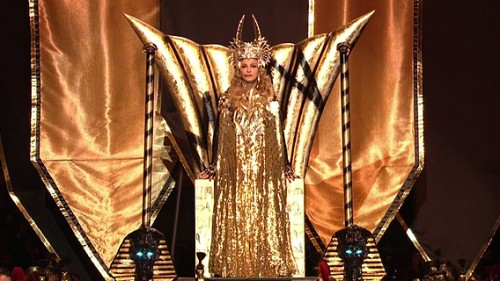 Both the Super Bowl half-time show and the Grammy Awards ceremony, this year, featured blatant Luciferian rituals.