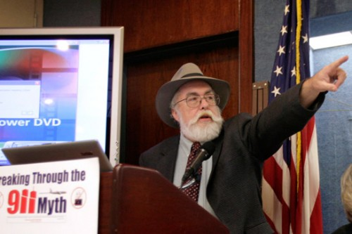 Author and Researcher Jim Marrs Exposes the Smoking Gun in UFOS and Shadow Govt.