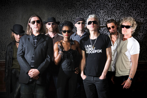 Alabama 3 is a pop band, a punk rock, blues and country techno situationist crypto-Marxist-Leninist electro band.