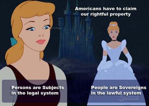 The American people are just like Cinderella!