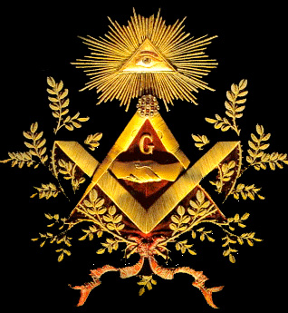 "Does the souless corporate fictional ""god"" of the Freemasons steal the energy radiating from real men and women?"