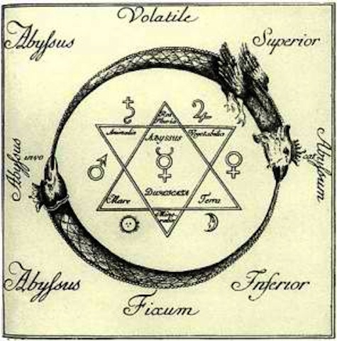 Carl Jung interpreted the Ouroboros as having an archetypal significance to the human psyche