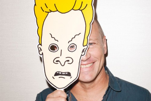 Mike Judge has a unique perspective on life