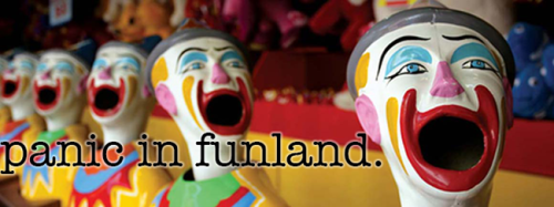 Panic in Funland....check it out at RawStory.
