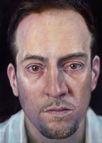 Derrin Brown, Self Portrait